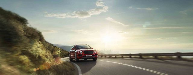 The New Bentayga V8. Lease For $1,999 /Month*