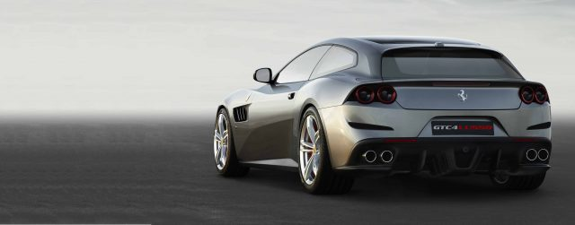 GTC4Lusso Unveiled:  A Whole New World