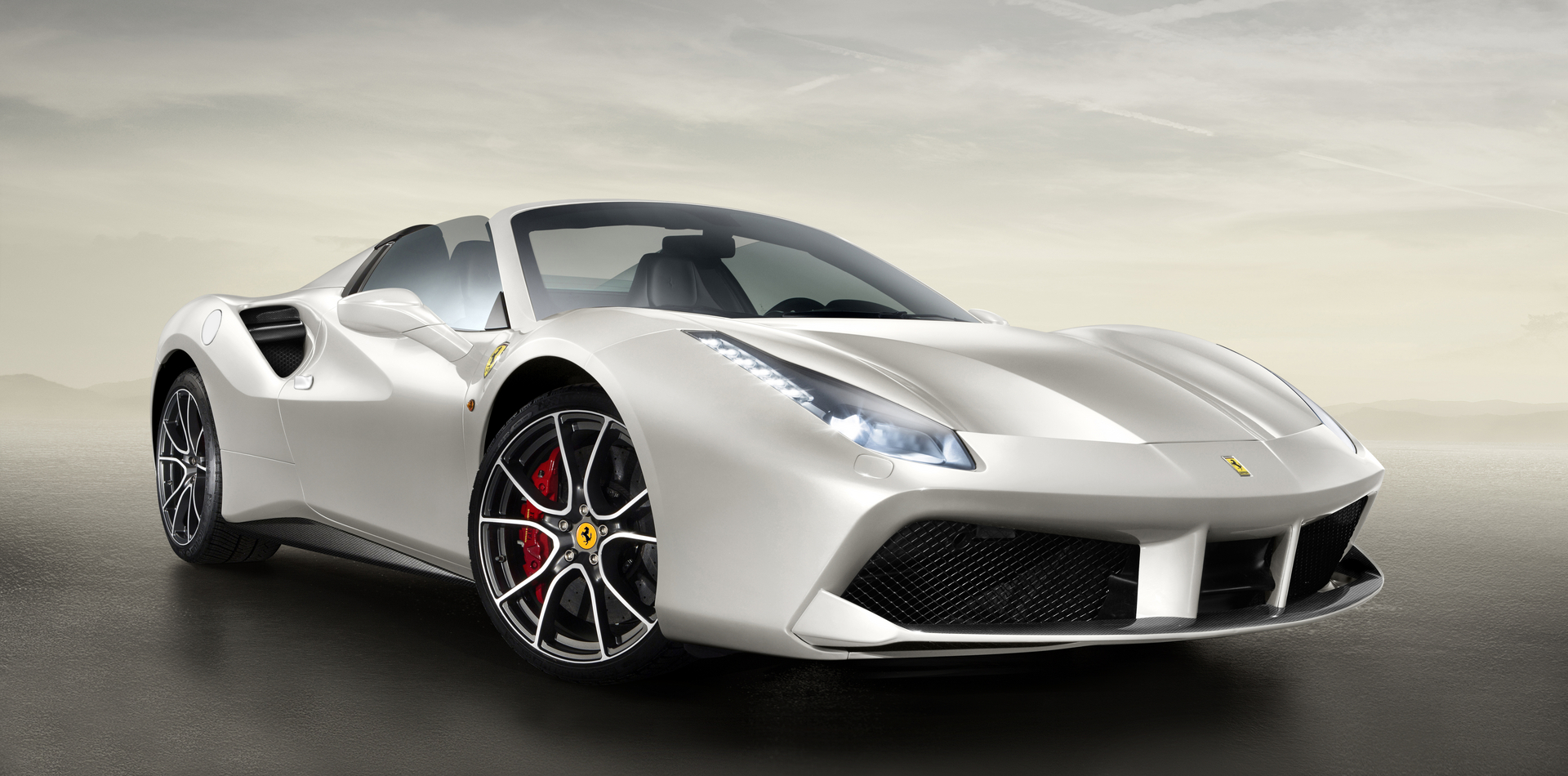 """488 GTB & Spider 20"""" Forged Wheel Sets"""