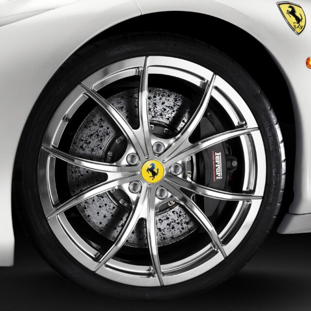 Ball Polished - Installed for $14,650 at Algar. Part Number: 70002535.   If you have any questions on Genuine Ferrari Parts for your Ferrari start a chat, email or call our expert Parts Department at +1-303-996-7393.